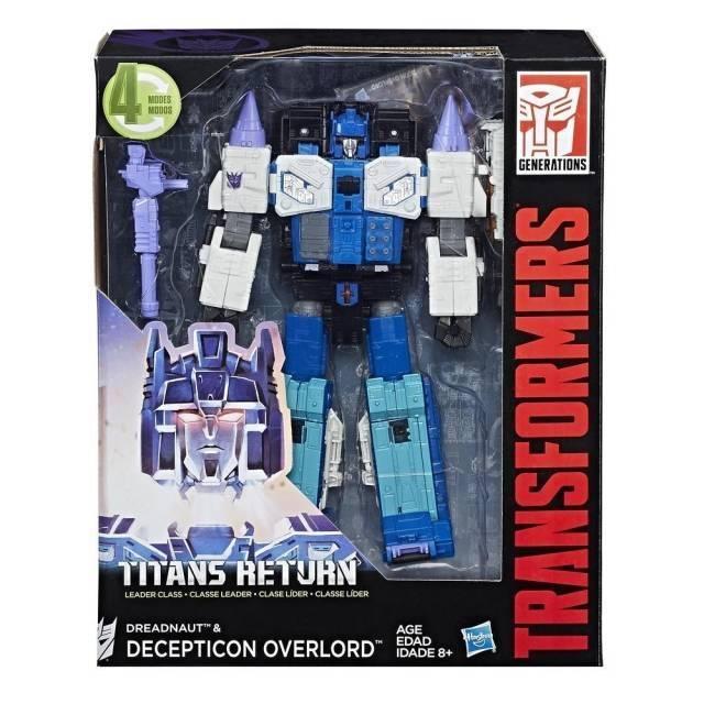 Titans Return - Leader Class - Overlord - MISB