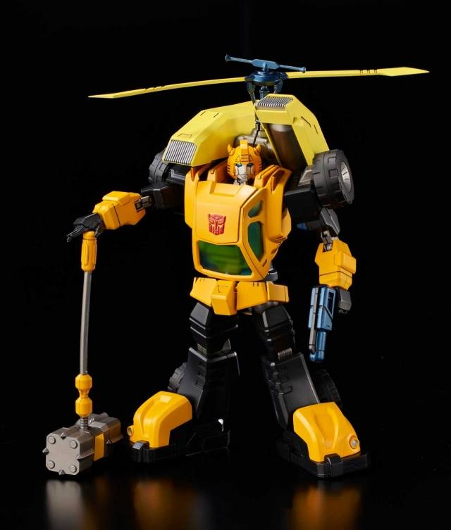 Transformers Furai 04 Bumblebee - Model Kit