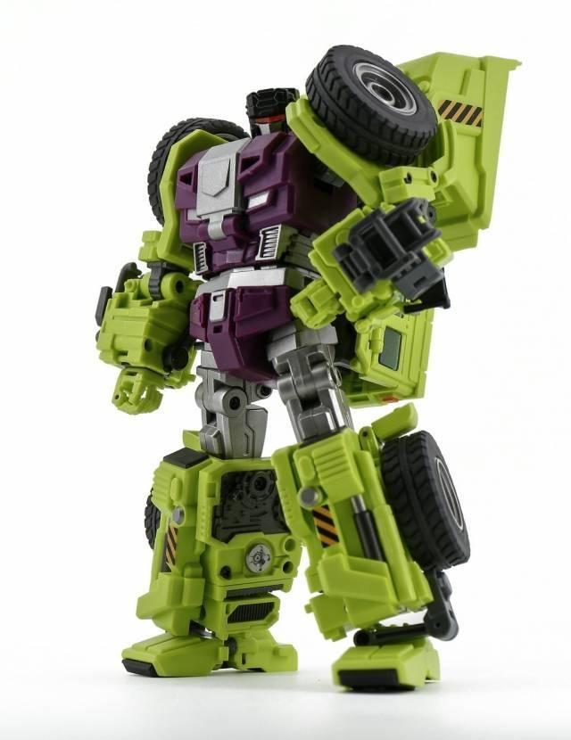 Generation Toy - Gravity Builder - GT-01A Scraper - MIB