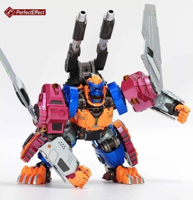 Perfect Effect - PE-DX06 Beast Gorira - MIB