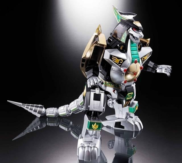 Soul of Chogokin MM Power Rangers - GX-78 Dragonzord - MISB