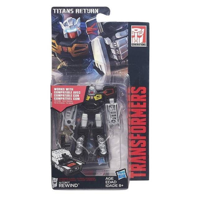 Transformers Titans Return Legends Class Rewind - MOSC