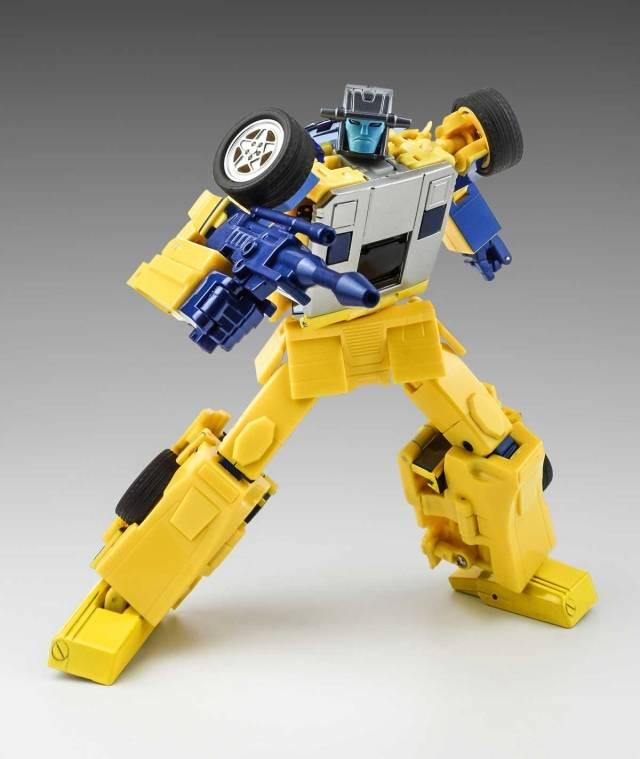 X-Transbots - Monolith Combiner - MX-XIV G2 Flipout