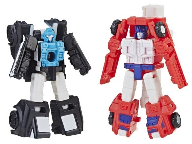 Transformers War for Cybertron: Siege Micromasters Rescue Team