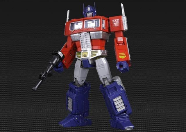 Transformers Masterpiece - MP-10 Optimus Prime - Reissue - MISB