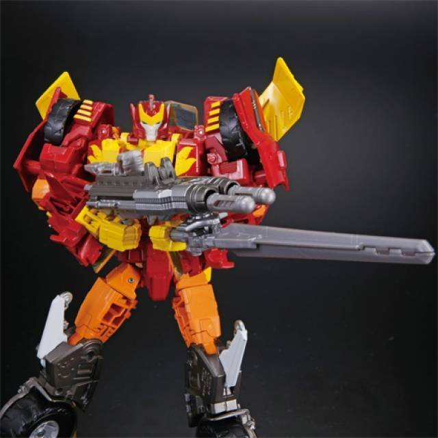 e-hobby - Transformers Cloud - Hot Rodimus - MIB