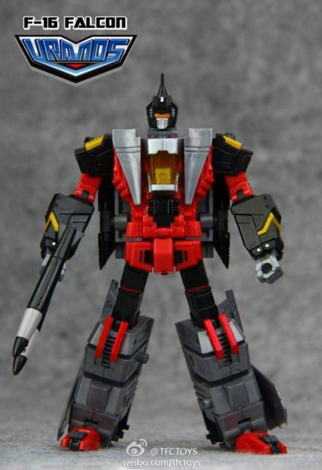 TFC Toys - Project Uranos - F-16 Falcon - MIB