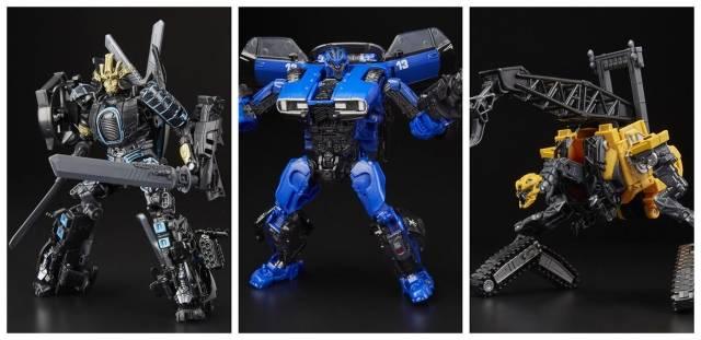 Transformers Studio Series Deluxe Wave 7 Set of 3