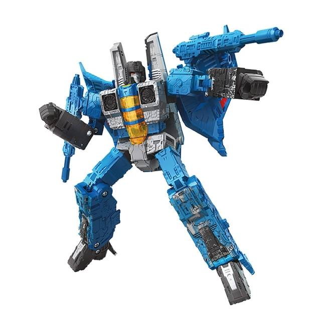 Transformers War for Cybertron: Siege Voyager Class Thundercracker