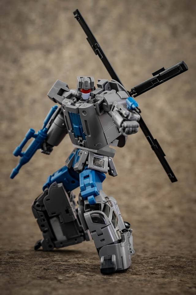 Mastermind Creations - Ocular Max - PS-12 Impetus