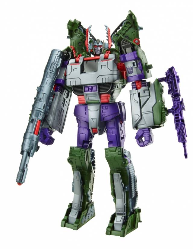 Combiner Wars 2015 - Leader Class - Armada Megatron - MISB