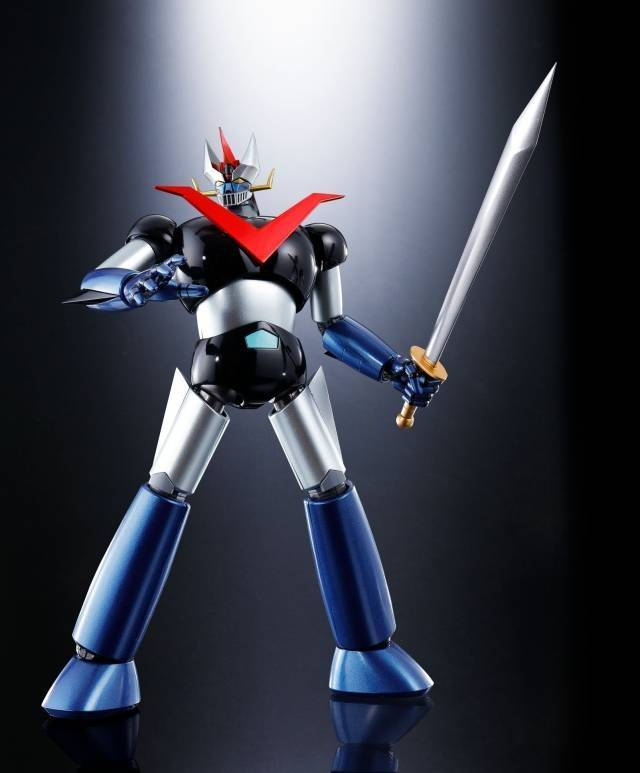 GX-73 - Soul of Chogokin - Great Mazinger - D.C. - MIB