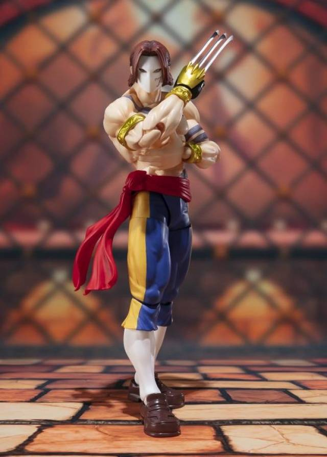 S.H.Figuarts - Street Fighter  - Vega