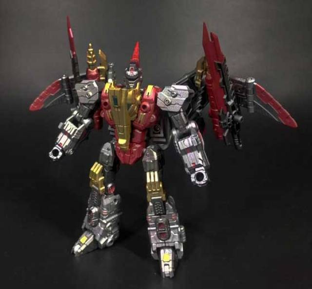 Planet X - PX-02B Caelus Metallic Version