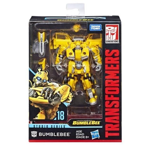 Transformers Studio Series 18 - Bumblebee - VW Beetle - MISB