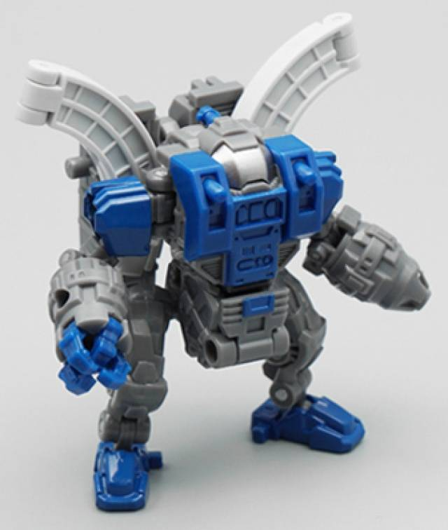 Mech Soul MS-11I Mini Sentry Blue Version