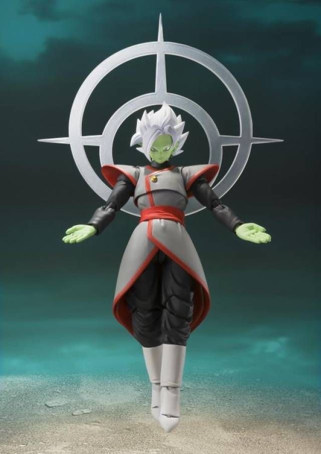 S.H. Figuarts - Dragon Ball Super - Zamasu - (Potara Ver.)