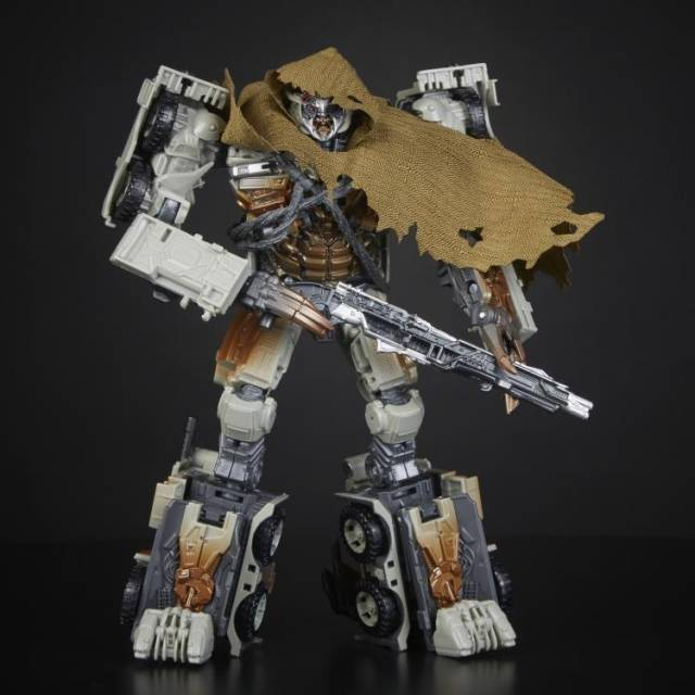 Transformers Studio Series 34 Leader Megatron - MISB
