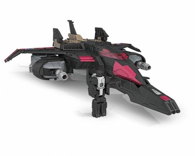 Voyager Sky Shadow and Ominus | Transformers Titans Return