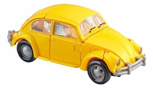 Transformers Studio Series 18 - Bumblebee - VW Beetle - Loose 100% Complete