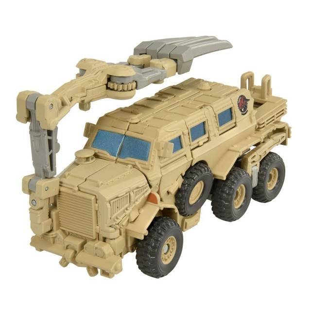 Transformers Movie 10th Anniversary MB-13 Bonecrusher - Loose 100% Complete