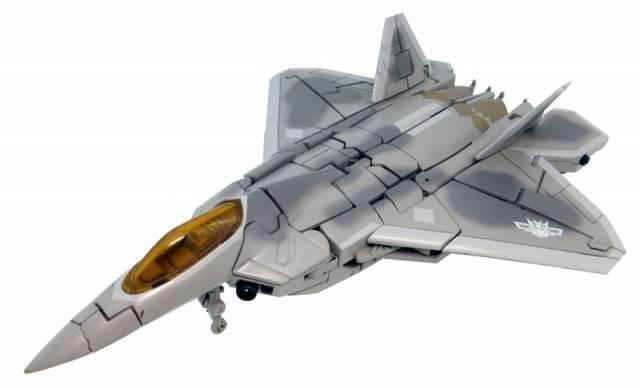 Transformers Movie 10th Anniversary MB-08 Starscream - Loose 100% Complete