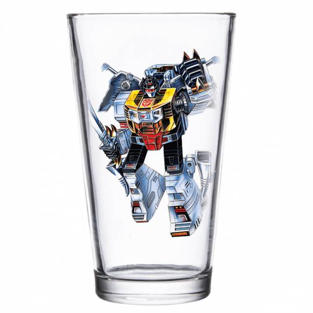 Transformers Drinkware - Transformers Grimlock Pint Glass