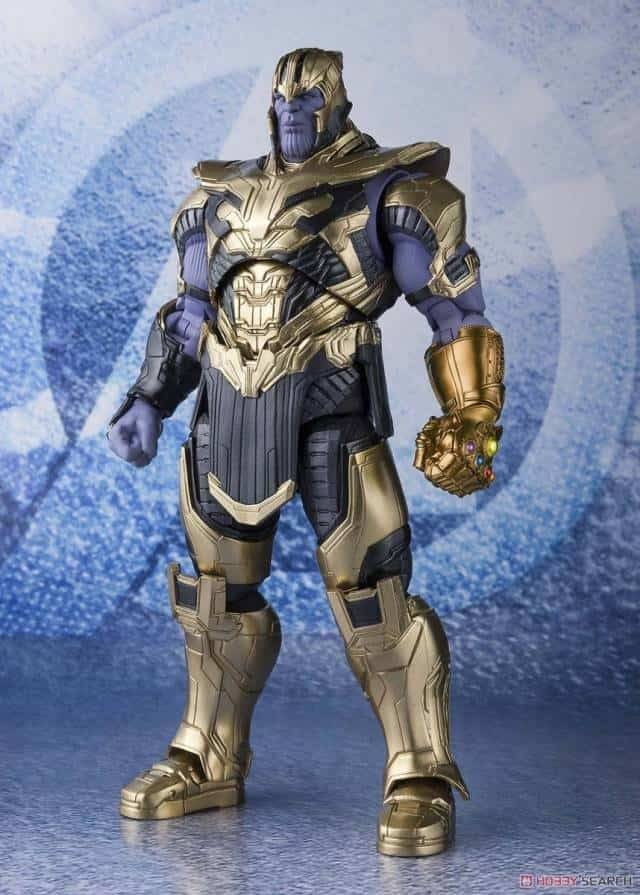 S.H. Figuarts - Avengers Endgame - Thanos - Endgame Version