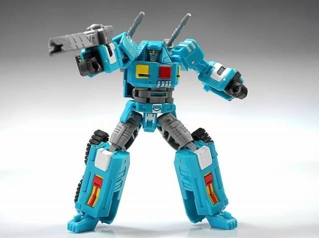 Machine Robo - MR-04 Battle Robo - MIB
