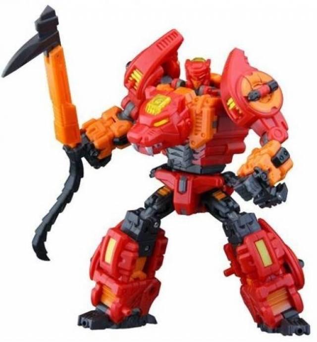 TFC Toys - Project Ares - TFC-02 Phlogeus - MISB