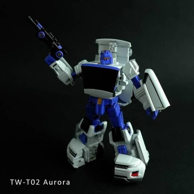 ToyWorld - TW-T02 Aurora - MISB