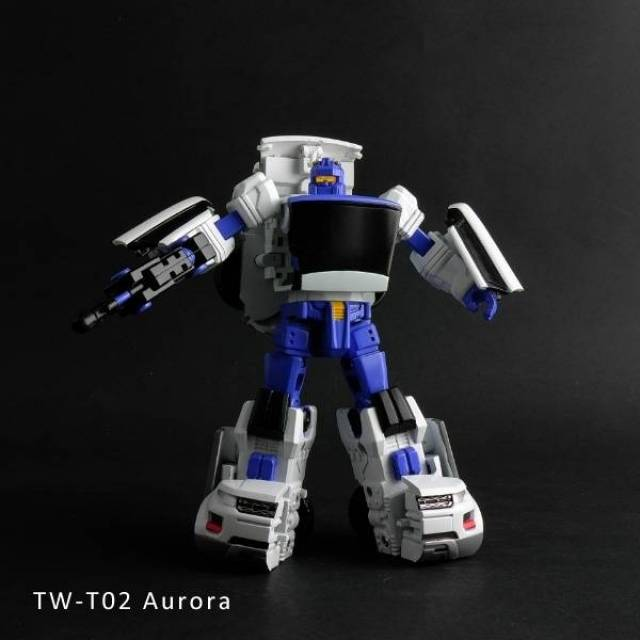 ToyWorld - TW-T02 Aurora - MIB