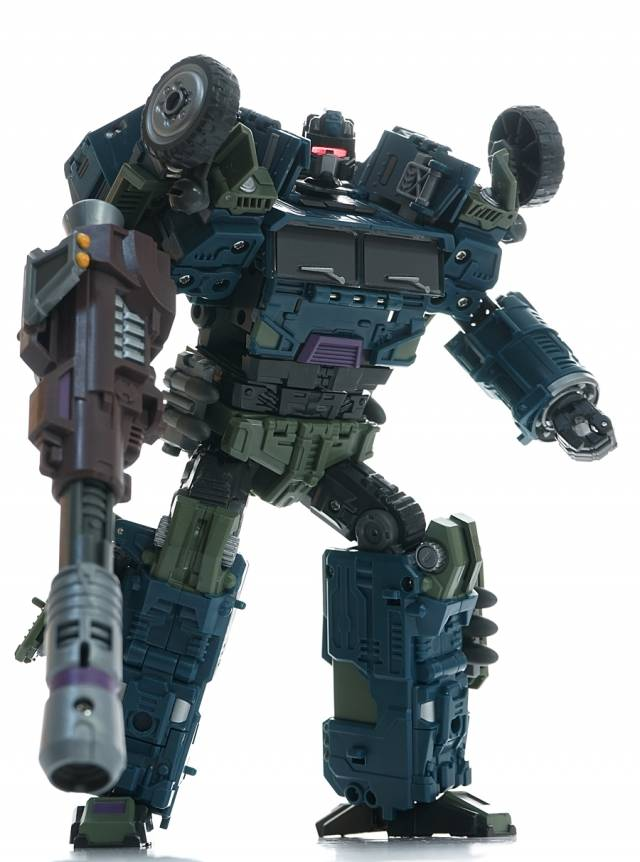 Warbotron - WB01-E - Fierce Attack - MIB