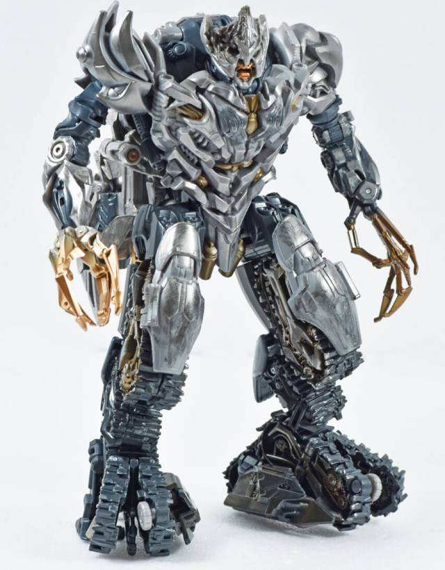 DNA Design - DK-09EX Megatron Battle Damaged Upgrade Kit