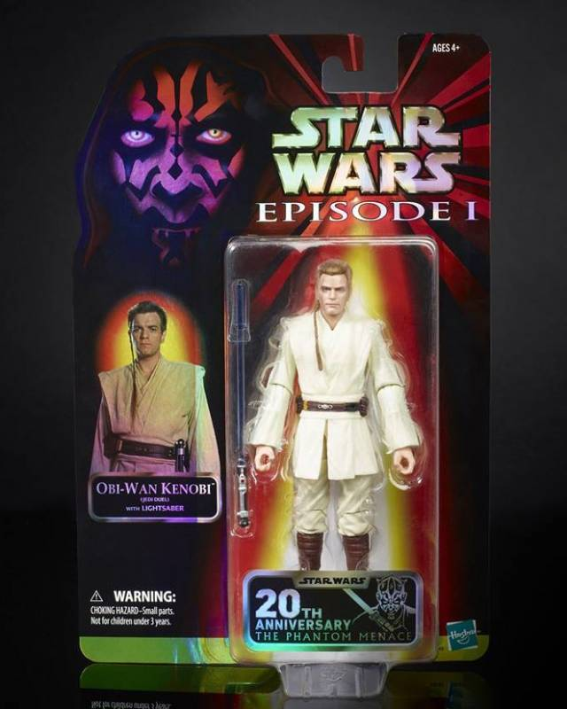 Star Wars Celebration 20th Anniversary Black Series Obi-Wan Kenobi