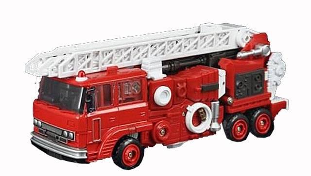 Make Toys - RM-03 Hellfire - Loose 100% Complete