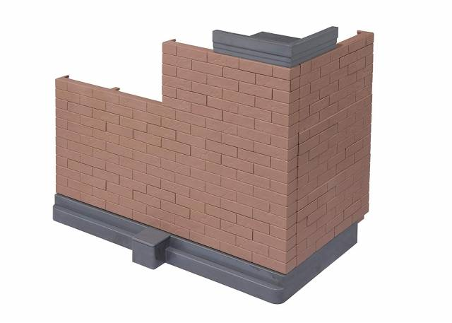 Tamashii Nations Bandai Option Brick Wall (Brown Ver.)