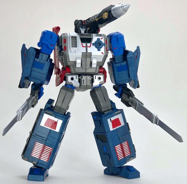 Fans Hobby - MB-11 God Armor