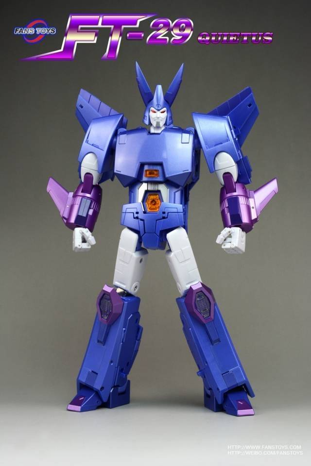 Fans Toys FT-29 Quietus - MIB