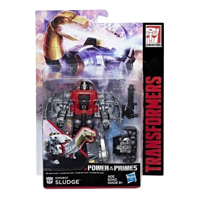 Transformers Power of the Primes - Deluxe Sludge - MOSC