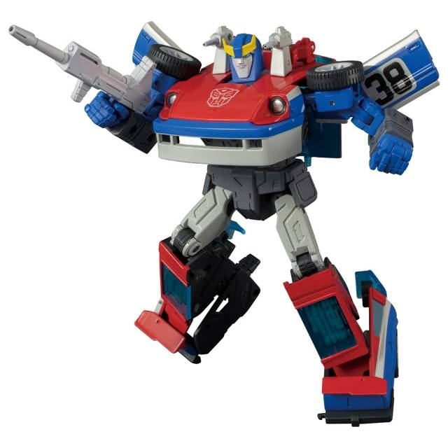 Transformers Masterpiece MP-19+ Smokescreen Anime Version