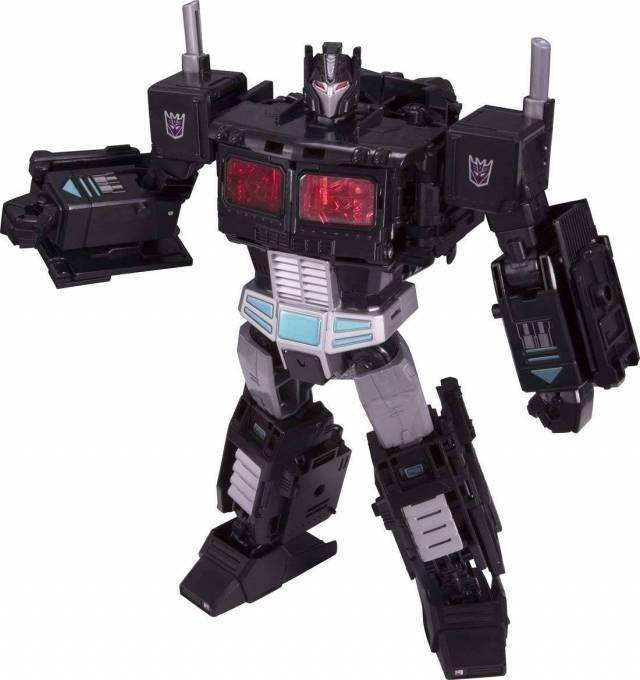 Transformers Power of Prime - PP-42 Nemesis Prime - MISB