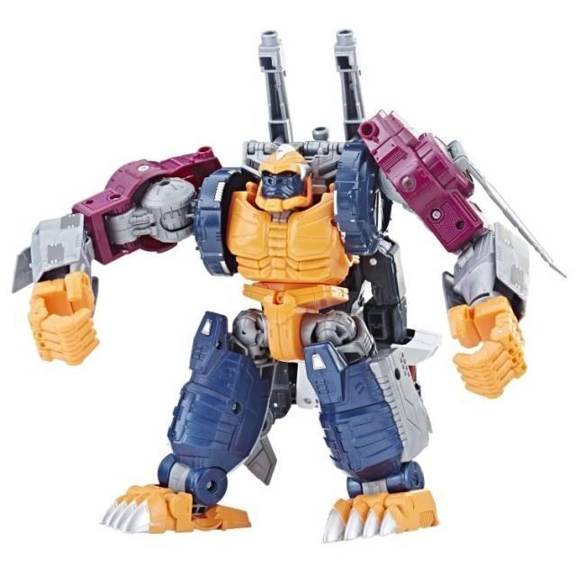Transformers Power of the Primes - Leader Optimal Optimus - MIB