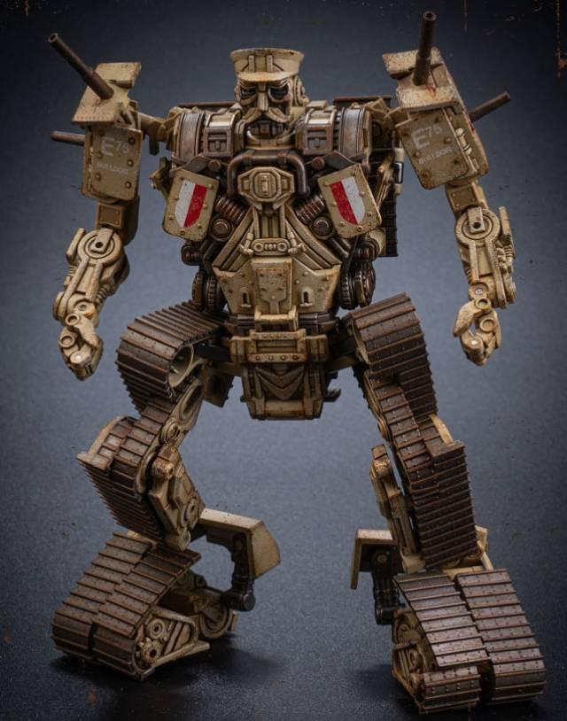 TW-FS01D/M - Bulldog - Desert Version