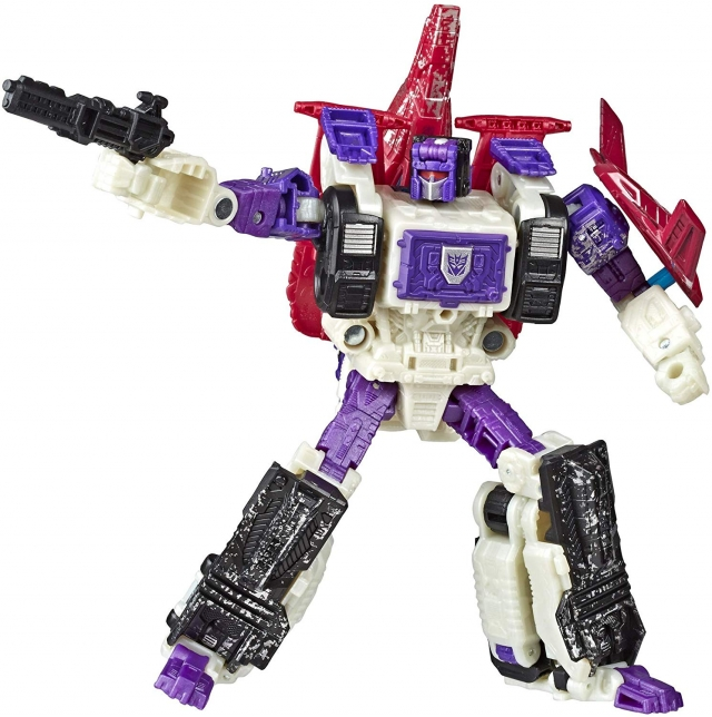 Transformers War for Cybertron: Siege Voyager Class Apeface