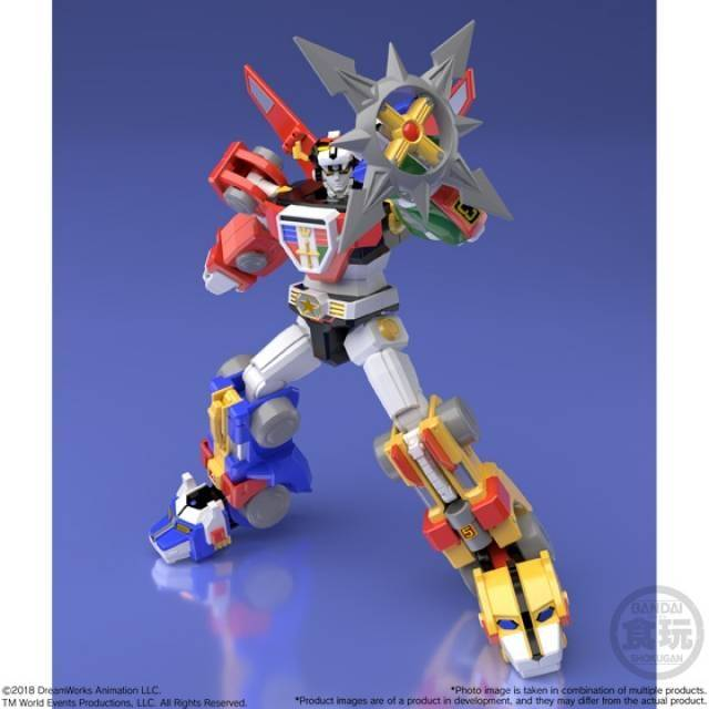 Voltron: Defender of the Universe - Super Mini Pla - MIB