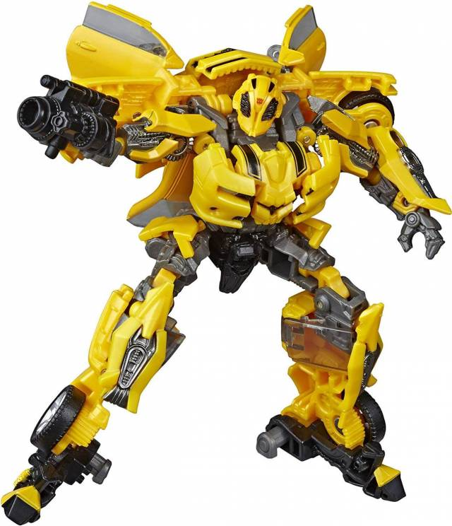 Transformers Studio Series 49 Deluxe Bumblebee
