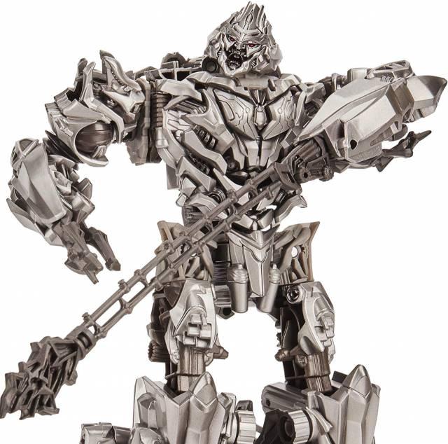 Hasbro Megatron Transformers Studio Series 54 Voyager Class Movie action figure