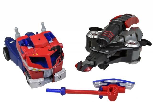 Transformers animated loose optimus prime vs megatron - Transformers cartoon optimus prime vs megatron ...