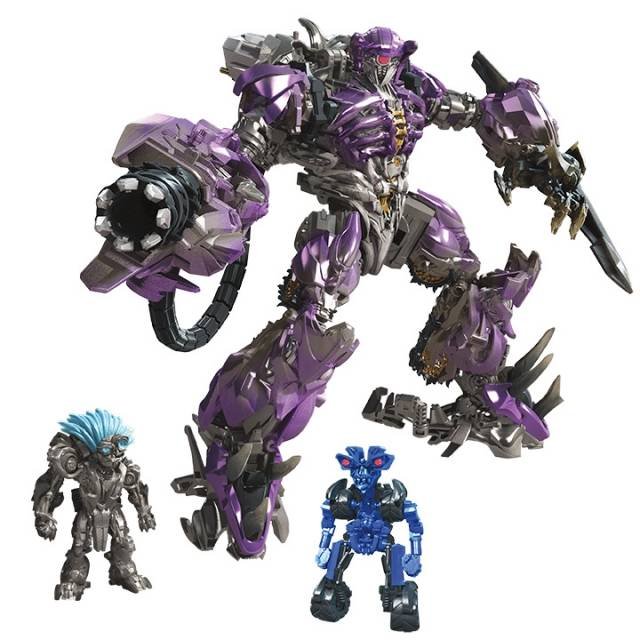 Transformers Studio Series 56 Leader Shockwave